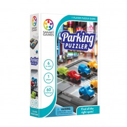 Parking Puzzler Smart Games
